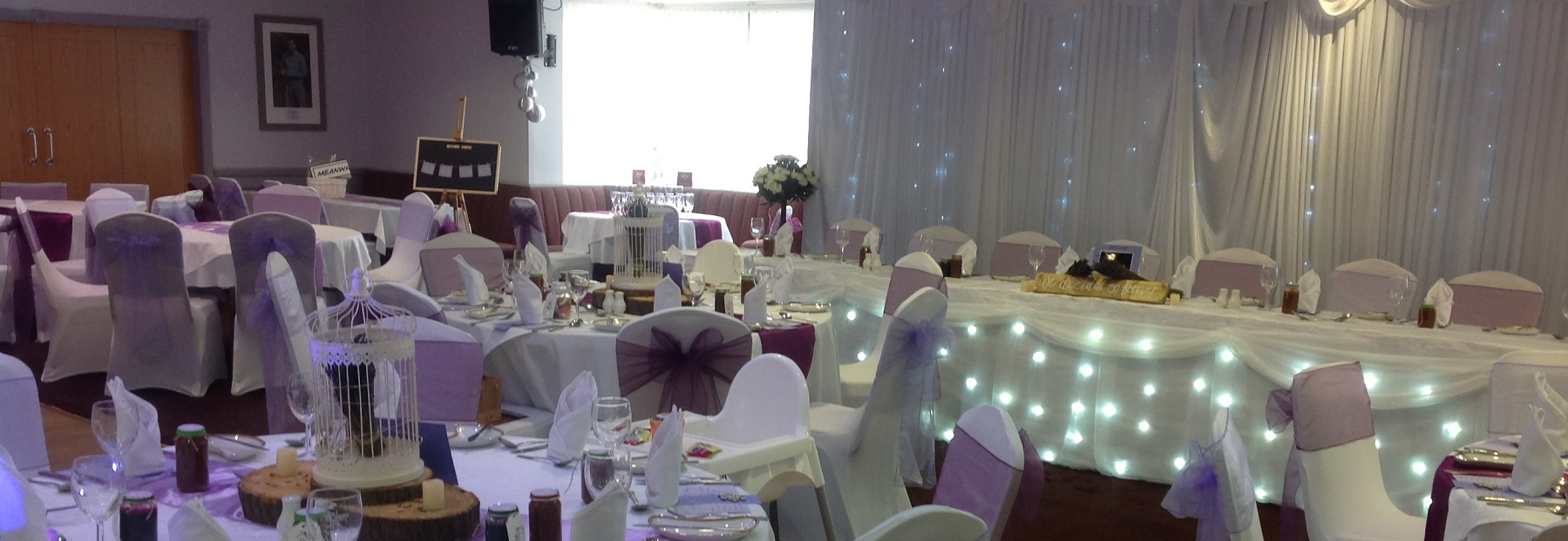 Wedding venue Aberdare South Wales